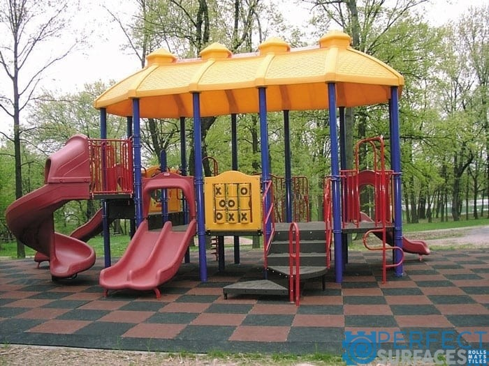 Playground Rubber Surfacing Perfect Surfaces