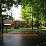 sport court flooring