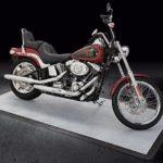 Harley rubber flooring
