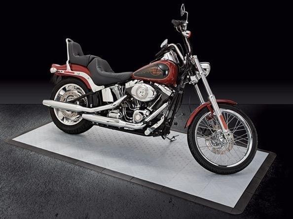 Harley Davidson Motorcycle Pad Kits Perfect Surfaces