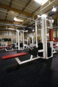 Gym Equipment Rubber