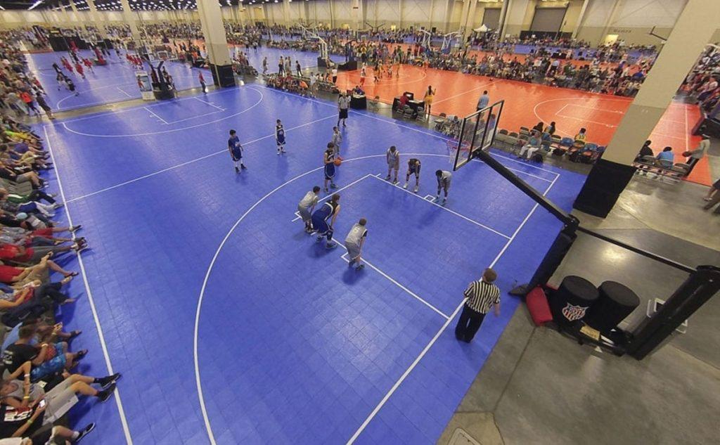 Gymnasium Flooring