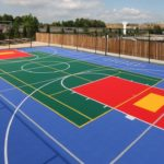 Inline Hockey Flooring, Volleyball Flooring, Sport Court. Multi Court Sports Flooring, Basketball Flooring, Badminton Court Tiles, Indoor and Outdoor Sport Courts. Tennis Court Surfacing