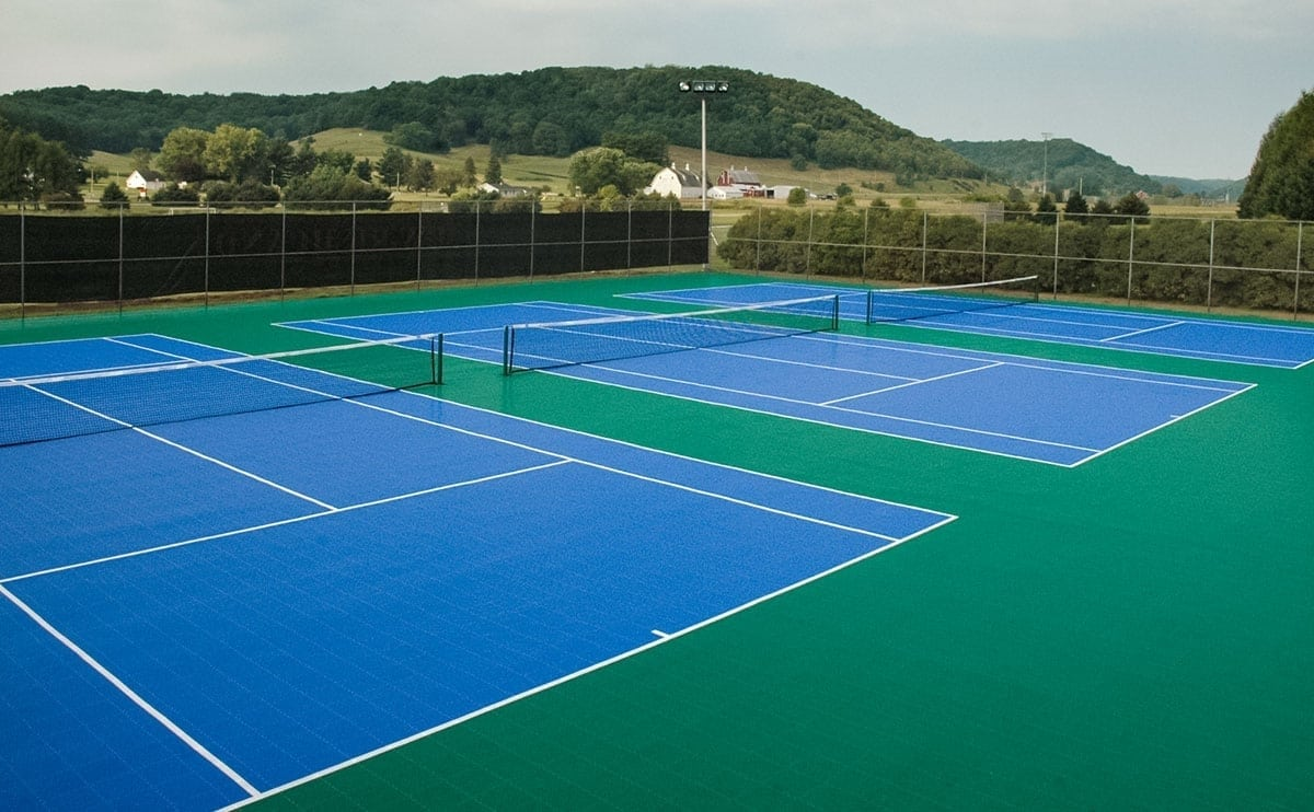 Sport Court Perfect Surfaces