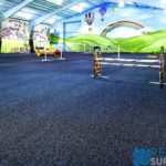 Dog Rubber Flooring