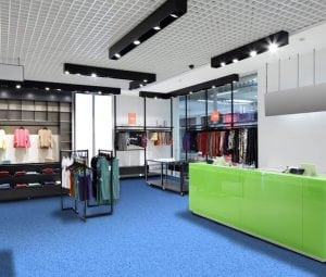 retail rubber flooring