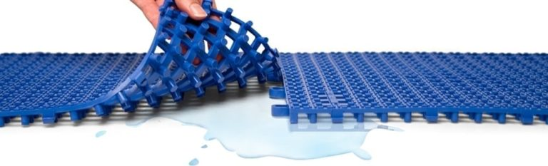 Anti-Slip Rubber Matting, Shower Rubber Flooring, Water Rubber Surfacing