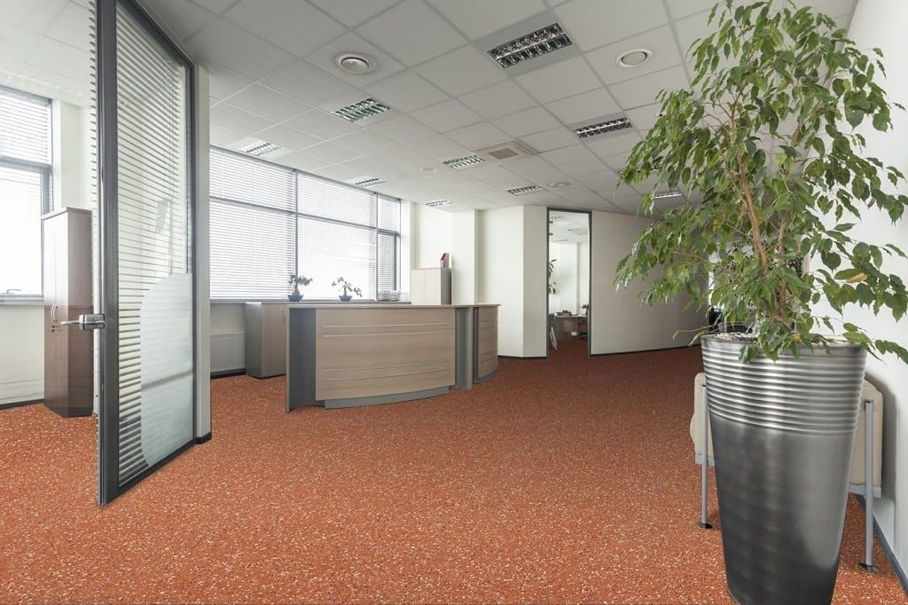 Office Rubber Flooring