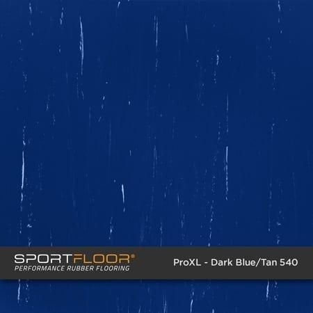Dark Blue/Tan 540