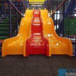 PlaySafe slide fun centre flooring