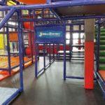 Stamina kids centre rubber flooring
