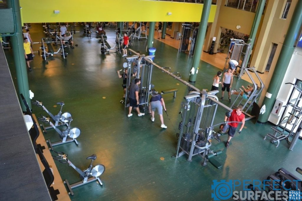 Gym Flooring Perfect Surfaces