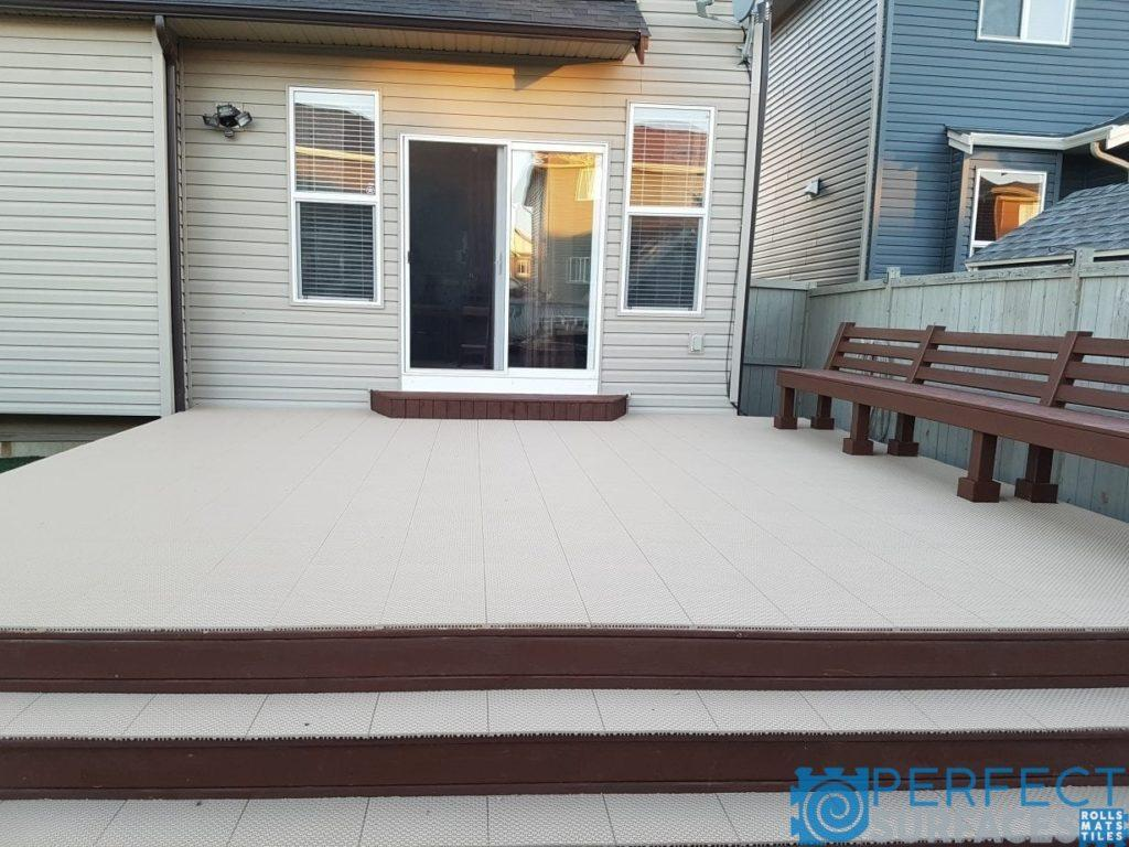 Leisure Deck Tile