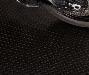 Quality rubber flooring the perfect surface for recreation and