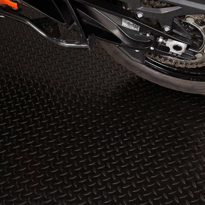 Gorilla Garage Floor Diamond Perfect Surfaces - Garage floor tracks